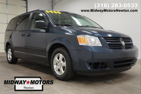 2008 Dodge Grand Caravan for sale in Newton, KS