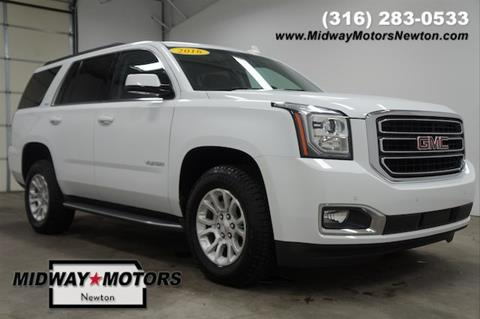 2016 GMC Yukon for sale in Newton, KS