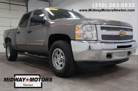 2013 Chevrolet Silverado 1500 for sale in Newton, KS