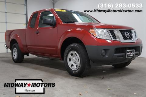 2015 Nissan Frontier for sale in Newton, KS