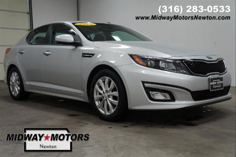 2014 Kia Optima for sale in Newton, KS