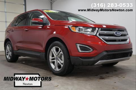 2017 Ford Edge for sale in Newton, KS