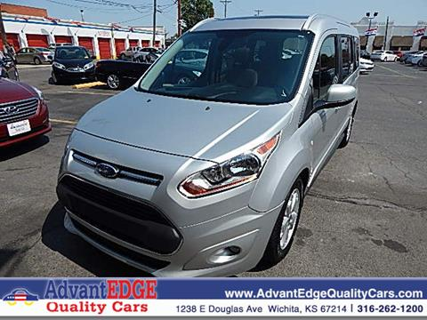 2016 Ford Transit Connect Wagon for sale in Wichita, KS
