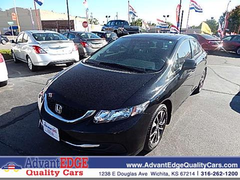 2013 Honda Civic for sale in Wichita, KS