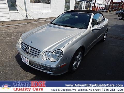2005 Mercedes-Benz CLK for sale in Wichita, KS