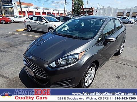 2016 Ford Fiesta for sale in Wichita, KS