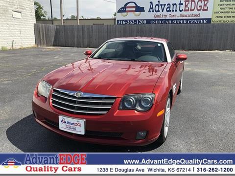 2004 Chrysler Crossfire for sale in Wichita, KS