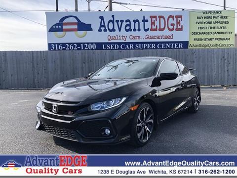 2017 Honda Civic for sale in Wichita, KS