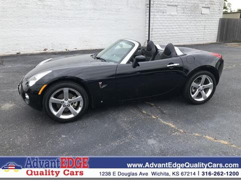 2007 Pontiac Solstice for sale in Wichita, KS