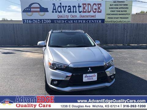 2016 Mitsubishi Outlander Sport for sale in Wichita, KS