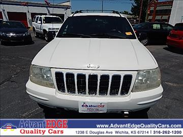 2001 Jeep Grand Cherokee for sale in Wichita, KS