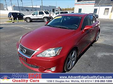 2009 Lexus IS 250 for sale in Wichita, KS