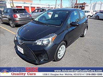 2015 Toyota Yaris for sale in Wichita, KS