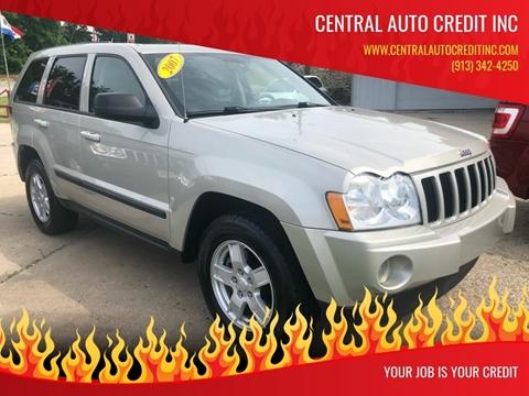 2007 Jeep Grand Cherokee for sale in Kansas City, KS