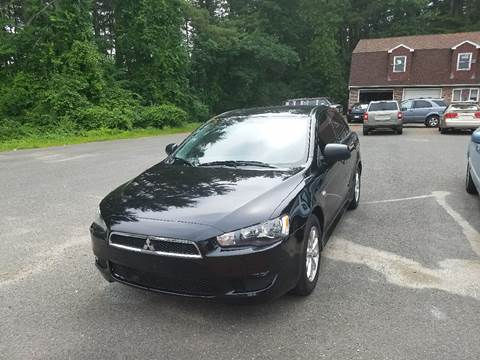 2014 Mitsubishi Lancer for sale in Westfield, MA