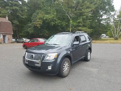 2009 Mercury Mariner for sale in Westfield, MA
