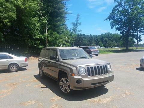 Jeep Patriot For Sale in Westfield, MA - Charm Auto Sales Inc