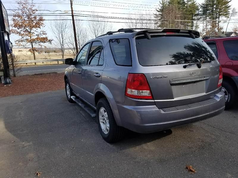 2005 Kia Sorento LX 4WD 4dr SUV - Westfield MA