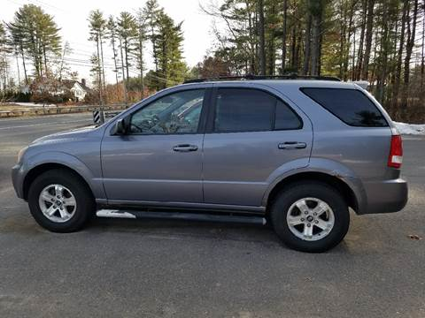 2005 Kia Sorento for sale in Westfield, MA