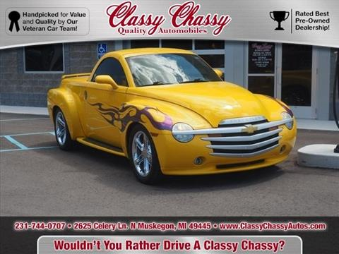 2004 Chevrolet SSR for sale in North Muskegon, MI