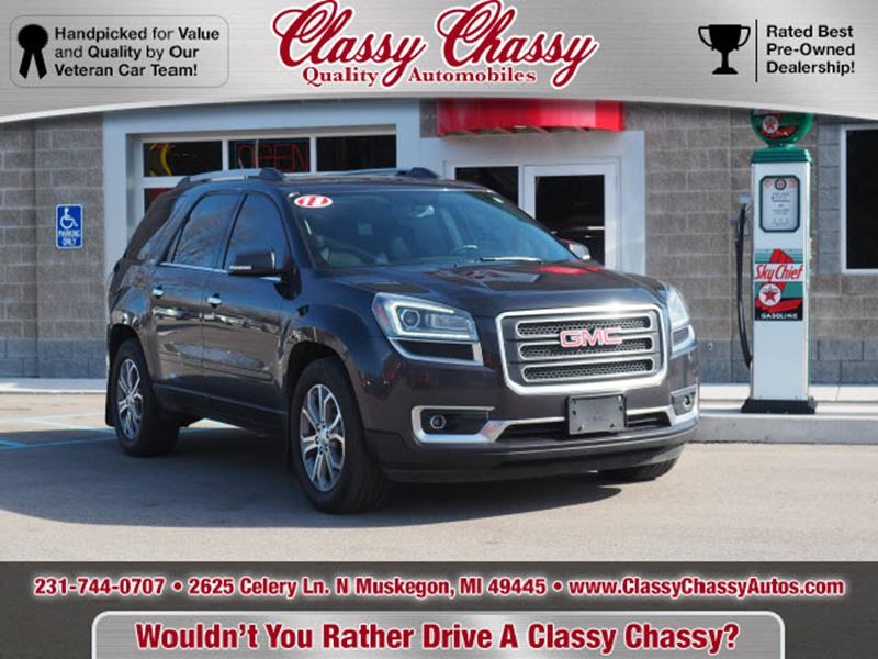 a for in at l sle inventory details trading detroit co mi gmc acadia sale