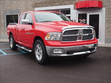 2012 RAM Ram Pickup 1500 for sale in North Muskegon, MI