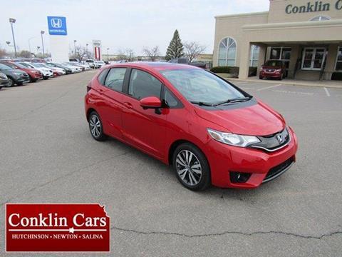 2017 Honda Fit for sale in Hutchinson, KS