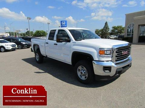 2017 GMC Sierra 2500HD for sale in Hutchinson, KS