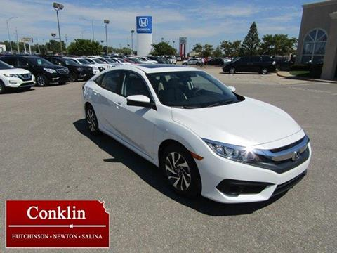 2017 Honda Civic for sale in Hutchinson, KS
