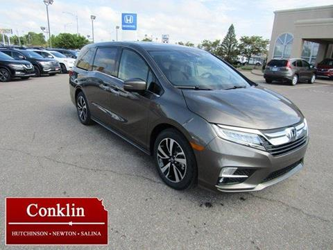 2018 Honda Odyssey for sale in Hutchinson, KS