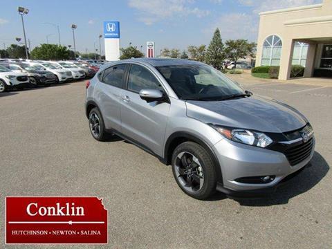 2018 Honda HR-V for sale in Hutchinson, KS