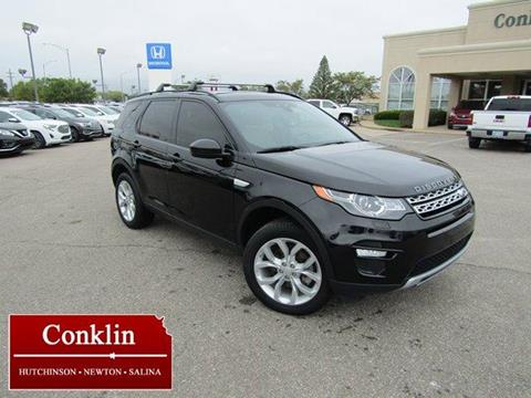 2016 Land Rover Discovery Sport for sale in Hutchinson, KS