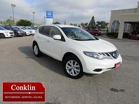 2012 Nissan Murano for sale in Hutchinson, KS