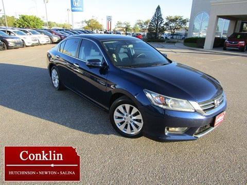 2014 Honda Accord for sale in Hutchinson, KS
