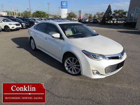 2014 Toyota Avalon for sale in Hutchinson, KS