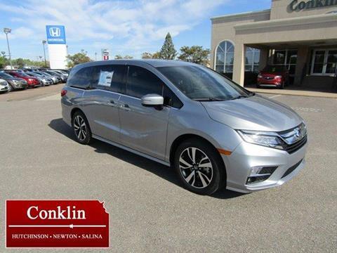 2018 Honda Odyssey for sale in Hutchinson, KS