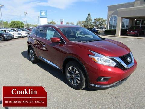 2017 Nissan Murano for sale in Hutchinson, KS