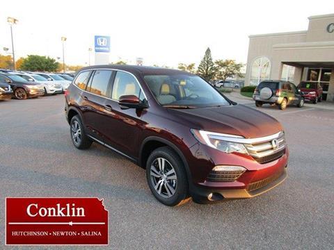 2017 Honda Pilot for sale in Hutchinson, KS