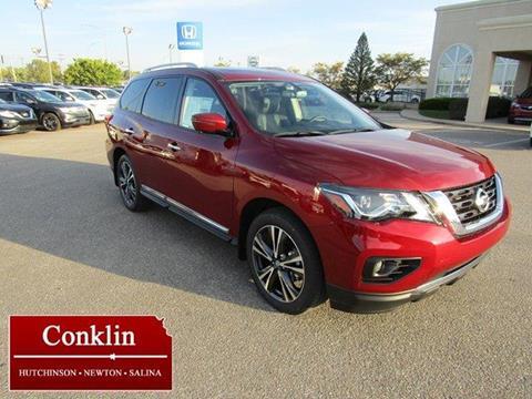 2018 Nissan Pathfinder for sale in Hutchinson, KS