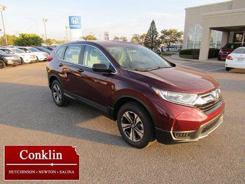 2017 Honda CR-V for sale in Hutchinson, KS