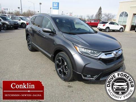 2019 Honda CR-V for sale in Hutchinson, KS