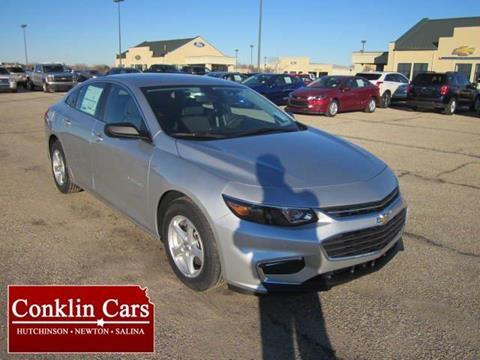 2017 Chevrolet Malibu for sale in Newton, KS