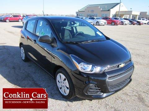 2017 Chevrolet Spark for sale in Newton KS