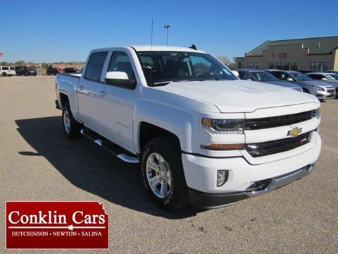 2017 Chevrolet Silverado 1500 for sale in Newton, KS