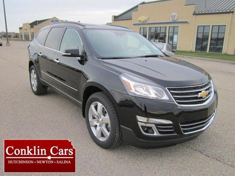 2017 Chevrolet Traverse for sale in Newton KS