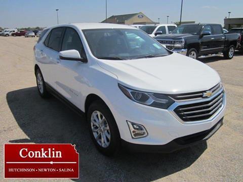 2018 Chevrolet Equinox for sale in Newton, KS