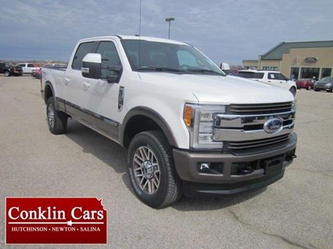 2017 Ford F-250 Super Duty for sale in Newton, KS