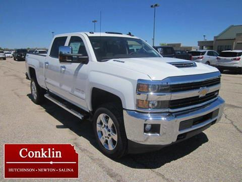 2017 Chevrolet Silverado 2500HD for sale in Newton, KS
