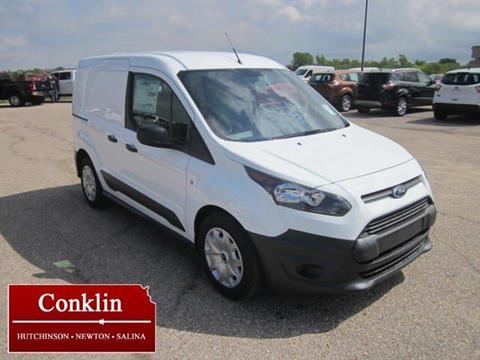 2017 Ford Transit Connect Cargo for sale in Newton, KS