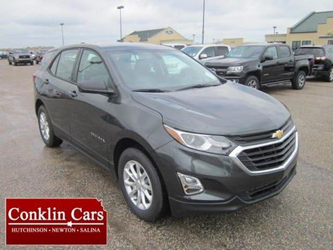 2018 Chevrolet Equinox for sale in Newton KS
